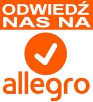 Odwiedź nas na Allegro!